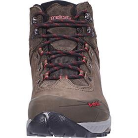 Treksta Guide GTX Shoes Men red